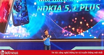 Ra mắt Nokia 5.1 Plus chuyên chơi game tại sự kiện Nokia Mobile Gaming Day