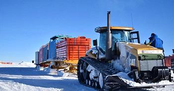 """7 sự thật """"nổ não"""" về cuộc sống khắc nghiệt ở Nam Cực"""