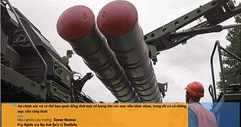 Rồng lửa S-400 của Nga - cơn ác mộng với Mỹ và NATO