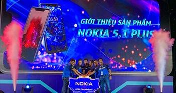 Ngày hội Nokia Mobile Gaming Day khai mạc với tâm điểm smartphone Nokia 5.1 Plus
