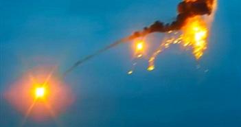 Azerbaijan dụ Armenia bắn cháy UAV An-2 để nhận diện vùng phòng không