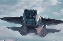 Quân đội Mỹ đang phát triển tàu sân bay trên không