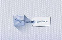 Facebook ra tính năng giúp người dùng cảm ơn bằng video