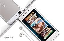 Smartphone siêu mỏng Vivo X5 Max sẵn sàng nghinh chiến