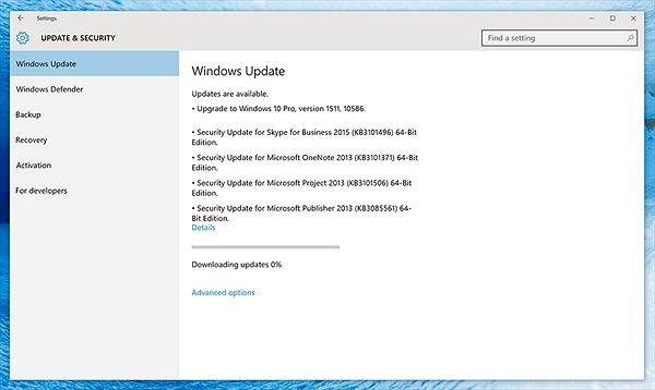 Windows 10 PC có bản update lớn đầu tiên, cải tiến Cortana và Edge, tải về ngay!