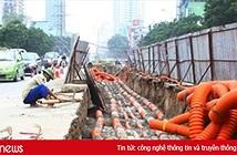 Hà Nội đã hoàn thành hạ ngầm cáp điện lực, viễn thông trên 58 tuyến phố