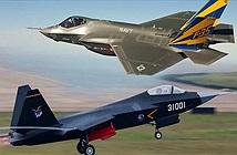 Cuộc đua J-31 và F-35: Kẻ tám lạng, người nửa cân