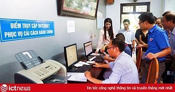 Hà Nội: Giải quyết thủ tục hành chính qua hệ thống một cửa điện tử dùng chung 3 cấp từ 17/11