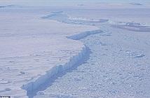 Phát hiện thành phố băng trôi khổng lồ ở Nam Cực