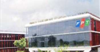 FPT báo lãi 2.659 tỷ đồng trong 10 tháng đầu năm