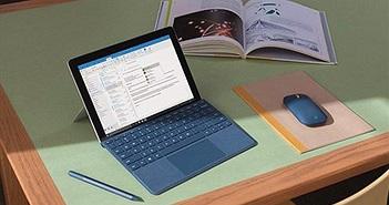 Microsoft công bố phiên bản Surface Go với kết nối 4G LTE
