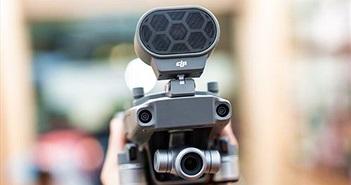 Trên tay DJI Mavic 2 Enterprise đầu tiên tại Việt Nam: Drone quay phim kiêm giám sát