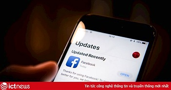 Lén kích hoạt camera iPhone, Facebook nói do lỗi phần mềm