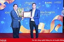 """Thương hiệu hàng đầu Juniper """"bắt tay"""" với nhà phân phối Việt Nam ADG"""
