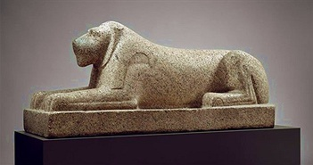 Ai Cập tìm thấy xác ướp loài vật lớn bí ẩn