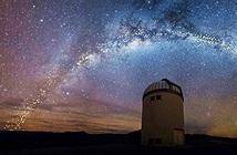 Ngôi sao cô đơn bị đá ra khỏi dải Ngân Hà, đi mãi trong hư vô