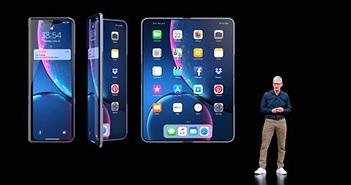 Apple sẽ ngừng sản xuất iPad Mini sau khi ra mắt iPhone gập