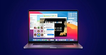 macOS Big Sur chính thức: nhiều thay đổi, nặng 12GB