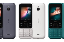 Nokia 6300 4G ra mắt: vỏ polycarbonate, pin chờ 27 ngày, giá 1,3 triệu đồng