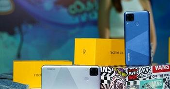 Realme ra mắt C15 tại thị trường Việt Nam giá từ 4,2 triệu