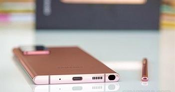 Samsung đưa bút S Pen lên Galaxy S21 Ultra