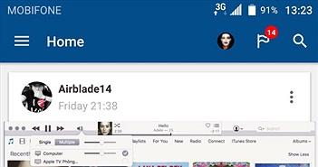 [Android] Mời anh em dùng thử app Tinh tế mới (beta)