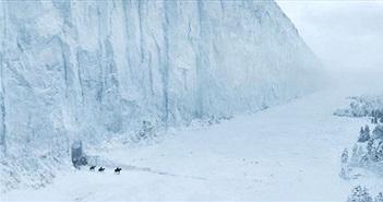 Khả năng tồn tại tường băng cao 200 mét dưới góc nhìn vật lý