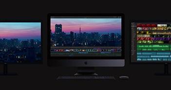 iMac Pro chính thức bán ra từ 14/12, giá từ 5.000 USD