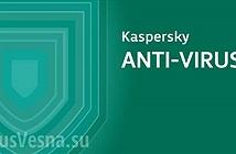 Phần mềm diệt virus Kaspersky chính thức bị cấm trên toàn nước Mỹ
