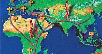 Tổ tiên loài người đã bắt đầu di cư vòng quanh thế giới sớm hơn chúng ta từng nghĩ rất nhiều