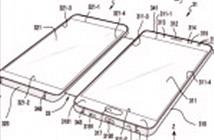 Samsung đăng kí bằng sáng chế điện thoại gập