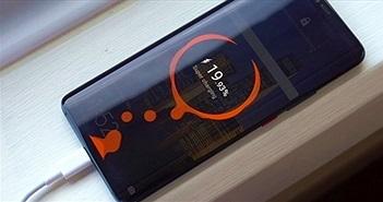 Điện thoại tầm trung Huawei sắp được tăng tốc sạc ấn tượng