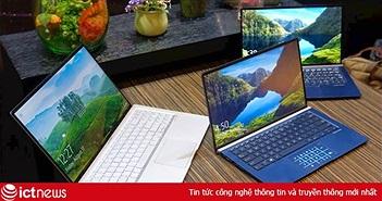 Asus tung loạt máy tính Zenbook 13, 14, 15 inch, giá từ 22,99 triệu đồng