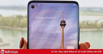 Samsung Galaxy S10 sẽ ra vào 20/2, giá lên tới gần 2.000 USD