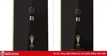 Smartphone Bphone 3 sắp có phiên bản đặc biệt cổ vũ đội tuyển bóng đá Việt Nam