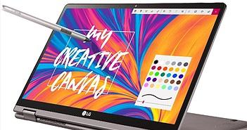 CES 2019: LG sẽ giới thiệu laptop Gram 2-in-1 siêu mỏng nhẹ