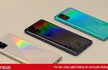 Samsung ra mắt Galaxy A51, 3 camera, hỗ trợ chụp ảnh cận cảnh, giá 7,99 triệu đồng