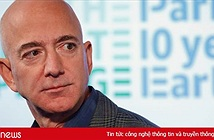 """Vượt Jack Ma và Elon Musk, CEO Amazon được bình chọn là """"doanh nhân thập kỷ"""""""