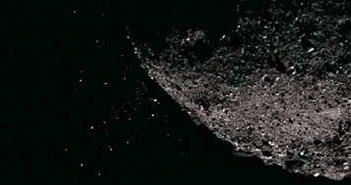 Đến tiểu hành tinh Bennu, khám phá loạt hạt bí ẩn gây choáng