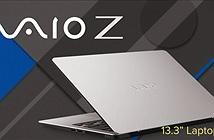 Laptop Vaio huyền thoại sắp trở lại, thiết kế rất đẹp