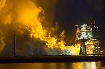 NASA thử nghiệm tên lửa lớn nhất lịch sử