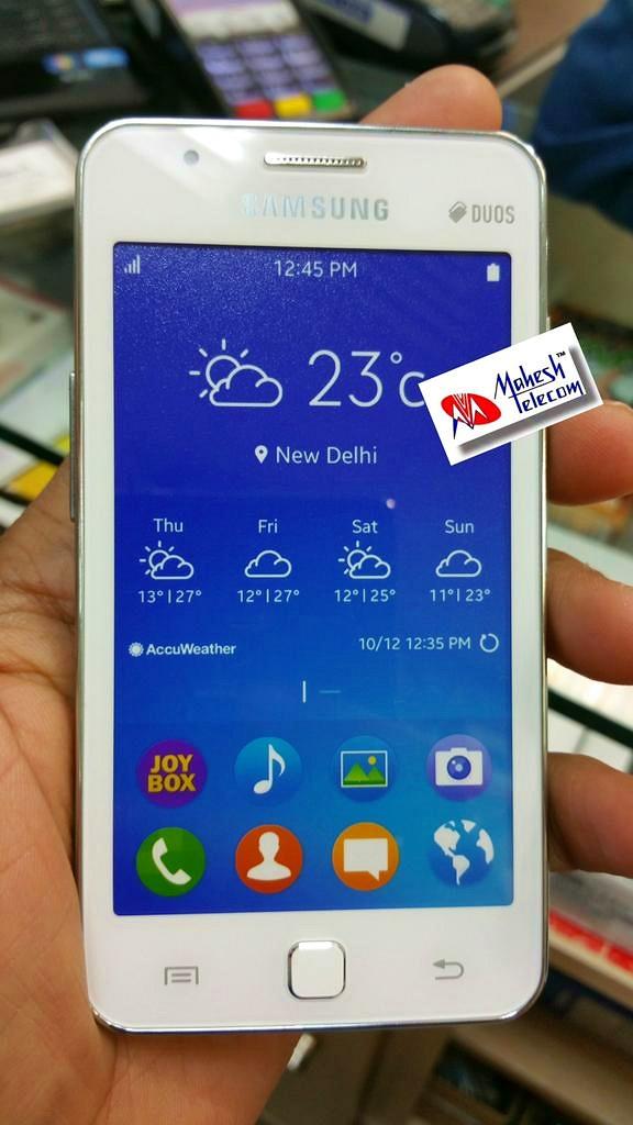Điện thoại Tizen giá rẻ của Samsung chạy được cả ứng dụng Android