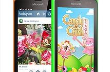 Microsoft trình làng bộ đôi Lumia giá dưới 2 triệu đồng