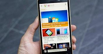 Nokia Lumia 930 Gold bản đặc biệt có giá gần 11 triệu đồng