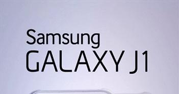 Samsung sắp ra mắt điện thoại giá rẻ Galaxy J1