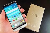LG G3 giảm sốc còn 10,89 triệu đồng