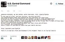 Trung tâm kiểm soát an ninh Hoa Kỳ bị Hacker hỏi thăm