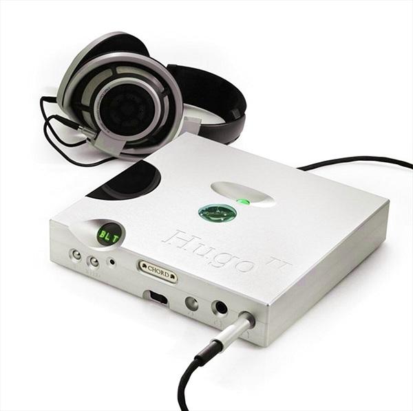 Hugo TT – ampli cho tai nghe hi-end giá 4.550USD