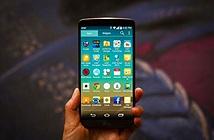 LG G3 tiếp tục giảm giá cả triệu đồng