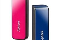 """Apacer AH334 """"Galaxy Express"""" USB 2.0 nhỏ gọn 64GB"""